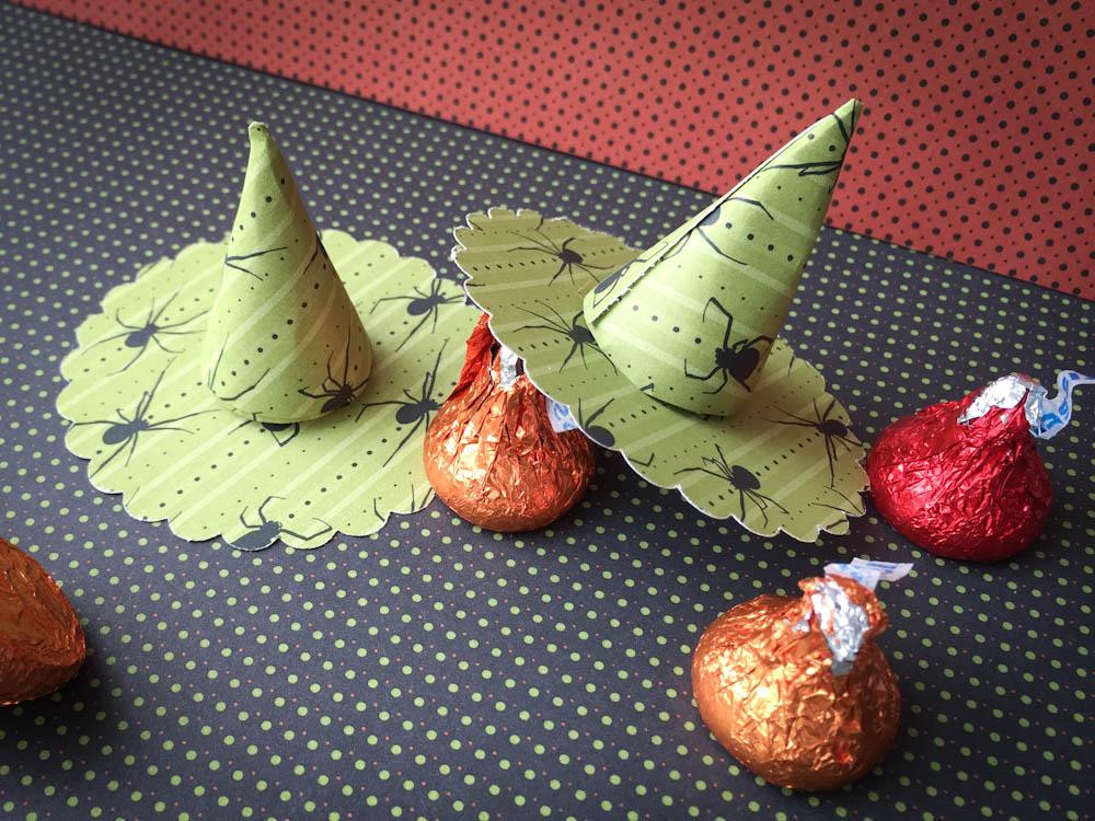 Witch hat candies