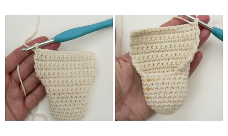 crocheting baby bootie3