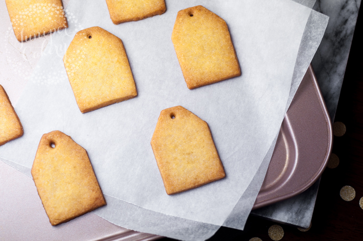 baked cookie tags