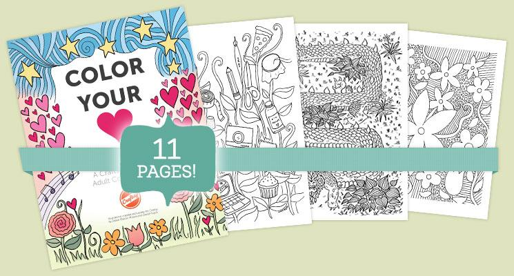 - 6 Creative Coloring Ideas For Adult Coloring Books