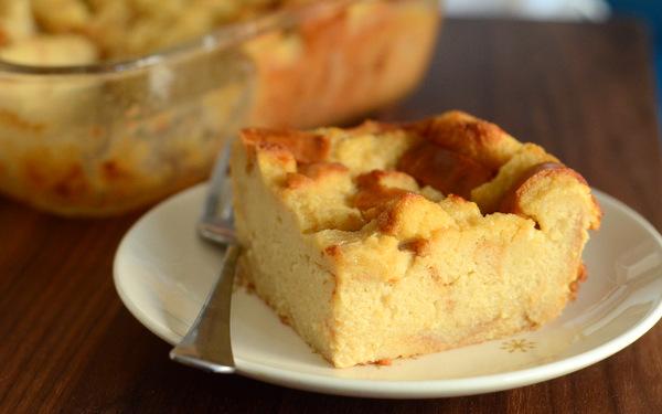 irish bread pudding