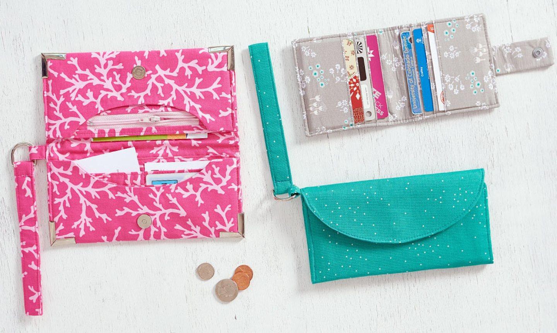sewn wallets
