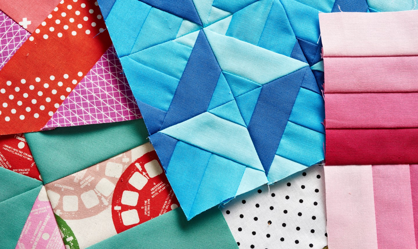 layer cake quilt blocks