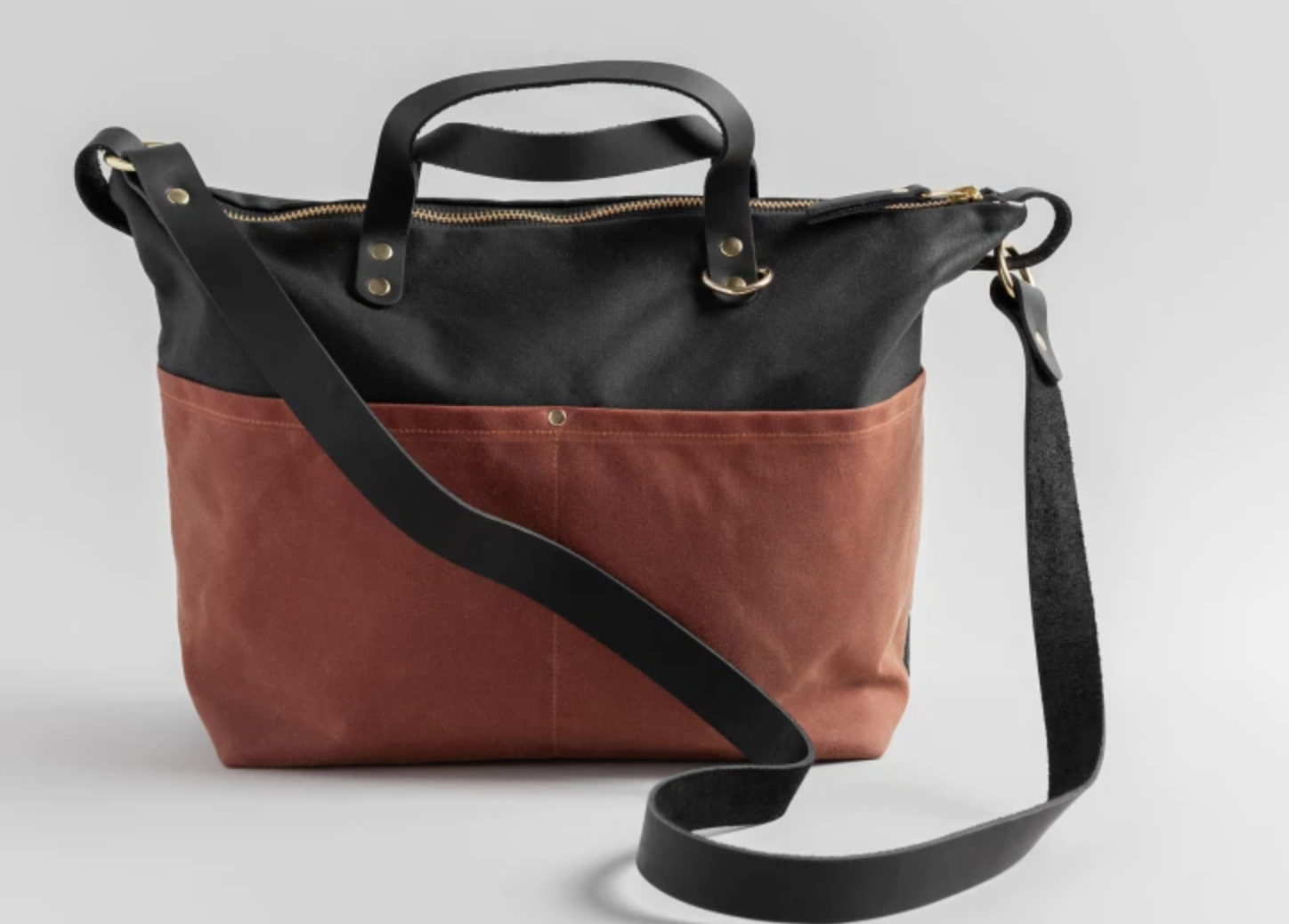 brown fremont bag