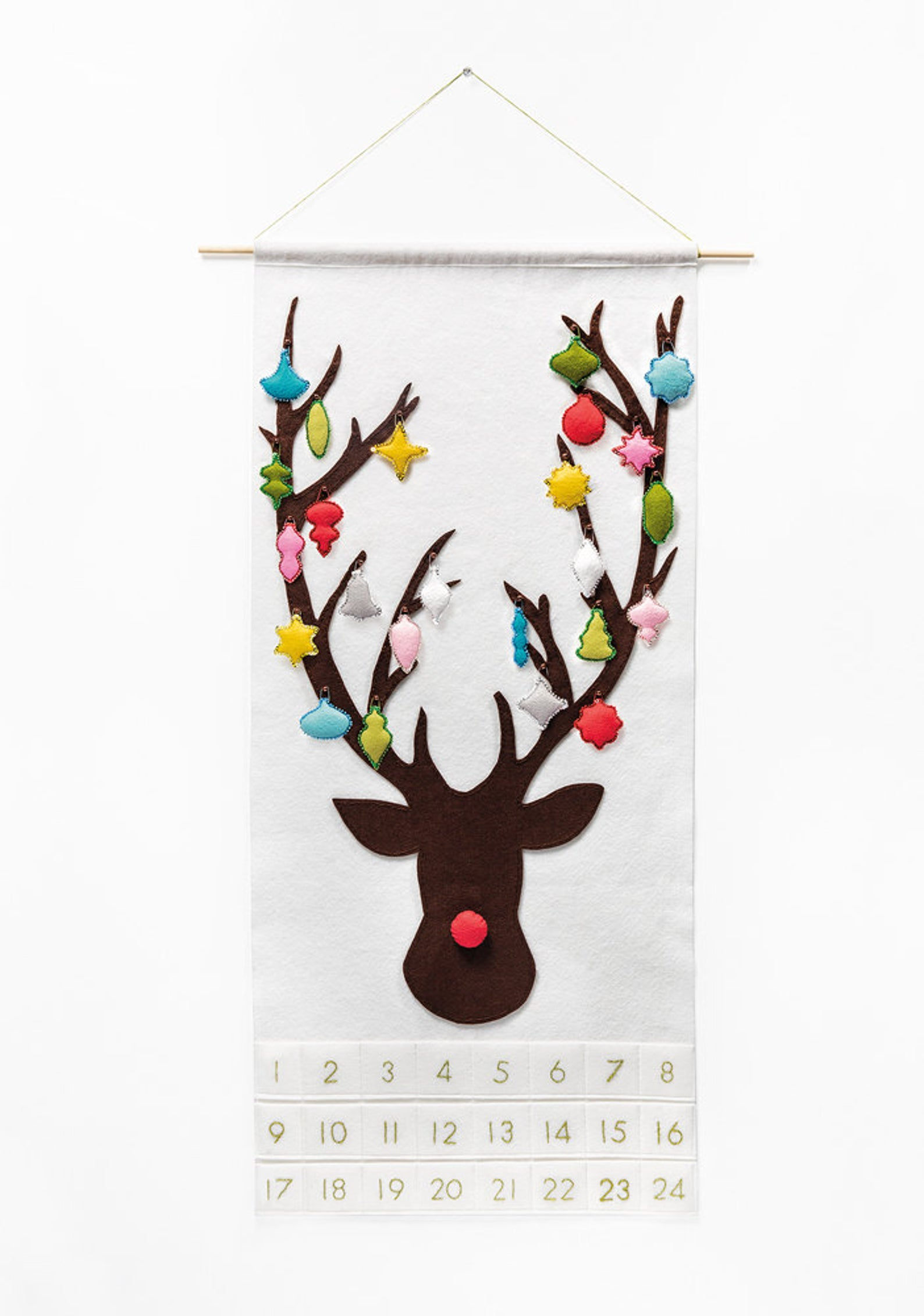 deer advent calendar