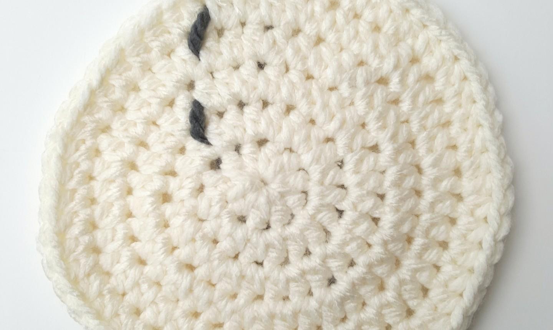 starting crochet basket