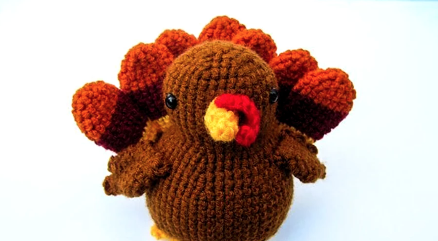 amigurumi turkey