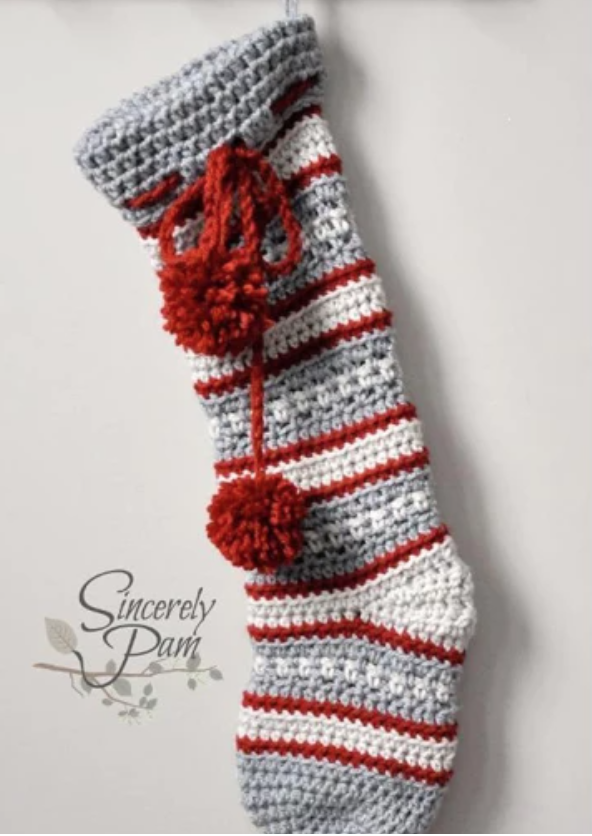 dyland crochet stocking pattern