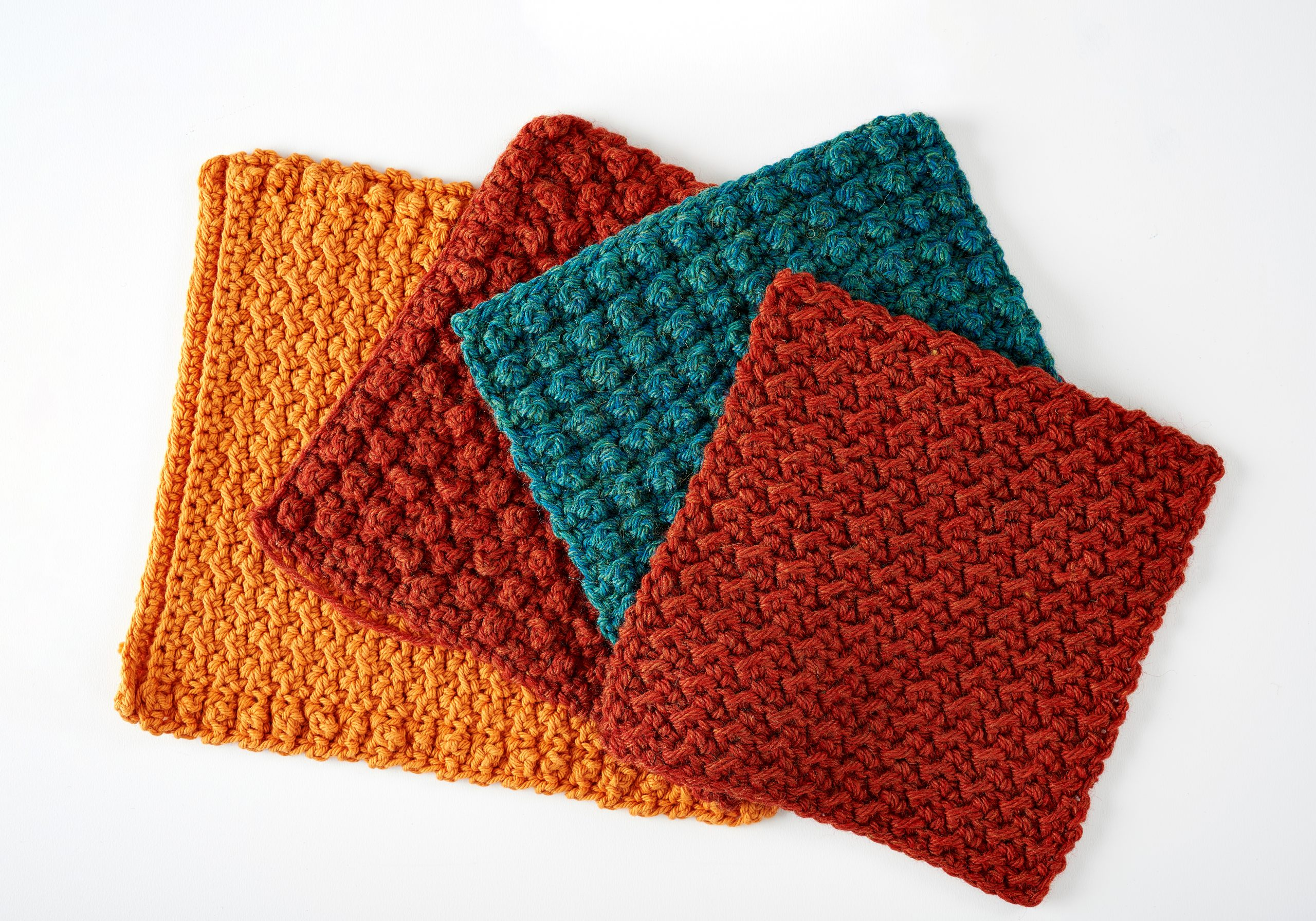 The Best Crochet Stitches For Chunky Yarn