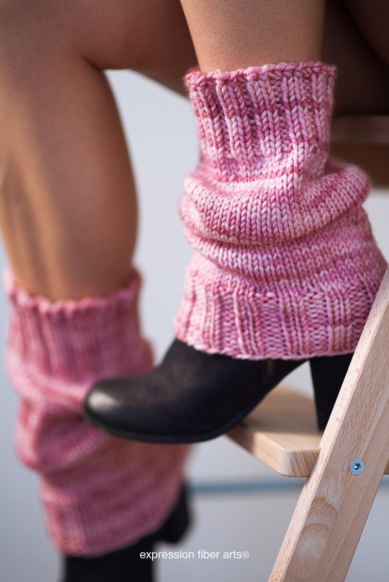 scrunchable legwarmers
