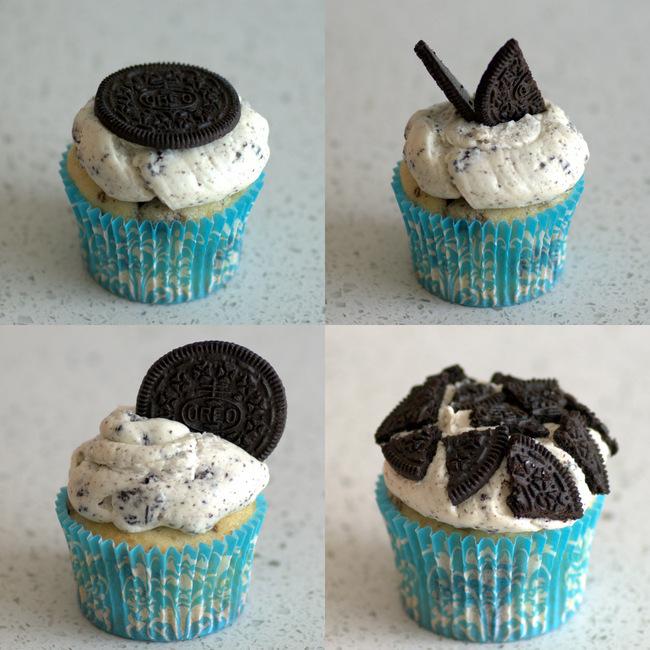 oreo cupcakes 4-up