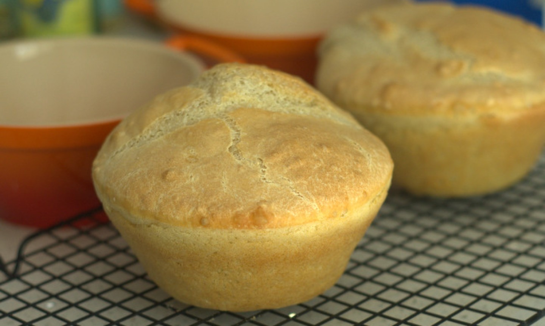 peasant bread rolls