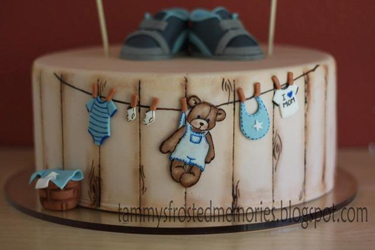 60 Baby Shower Cake Sayings & Phrases
