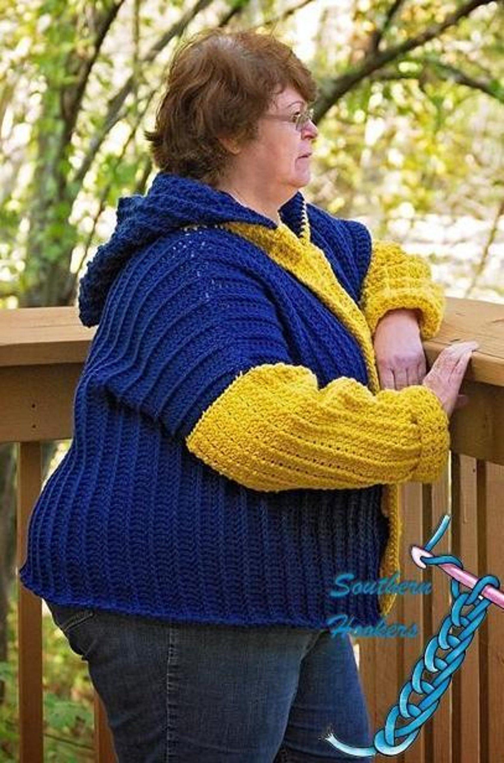 Attitude Crochet Jacket