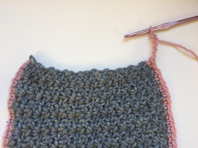 crochet bib border