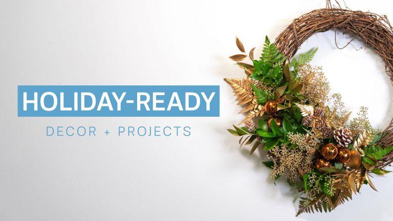 Holiday-Ready Decor
