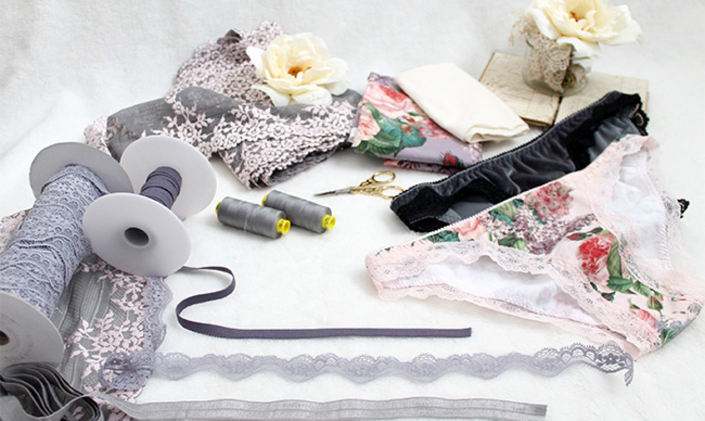 Elastics and underwear