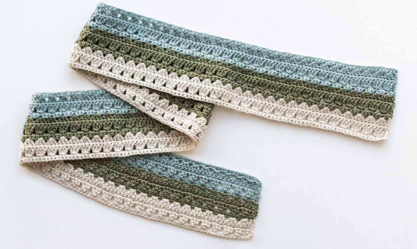 The Best Stitches For Crocheting Ultra Cozy Scarves Craftsy