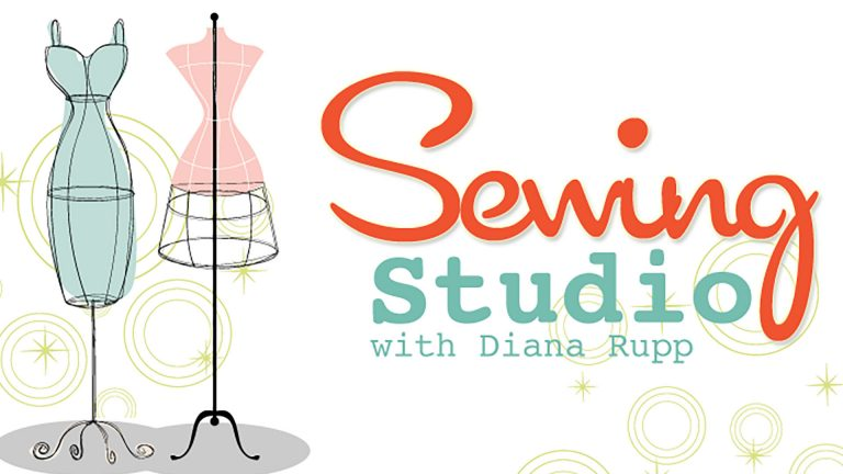 Sewing Studio: Fashion Fitting, Home Decor & More