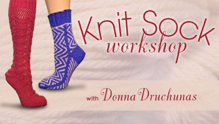 Knit Sock Workshop