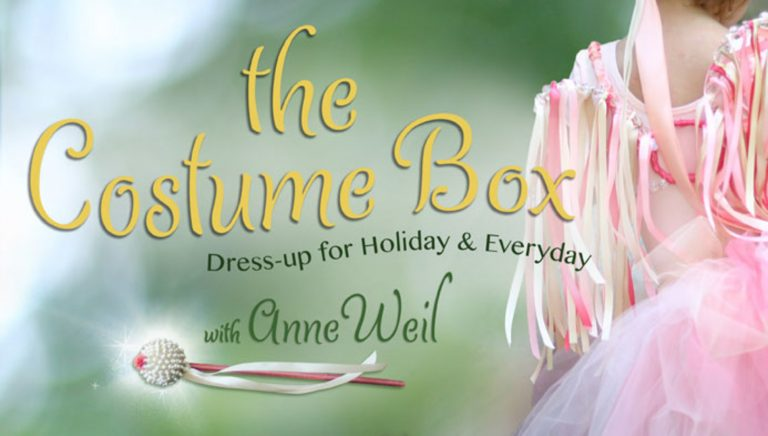 The Costume Box: Dress-Up for Holiday and Every Day