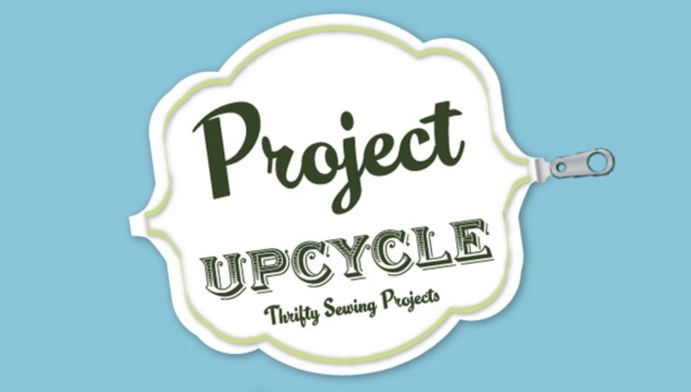 Project Upcycle: Thrifty Sewing Projects