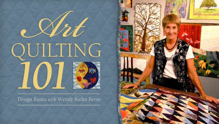 Art Quilting 101: Design Basics