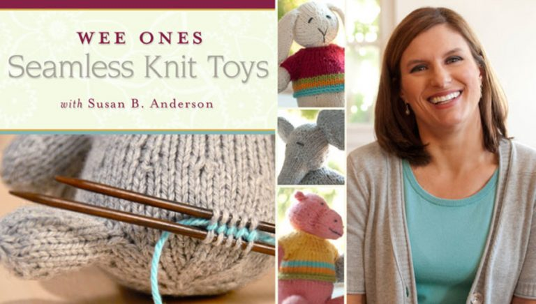 Wee Ones: Seamless Knit Toys