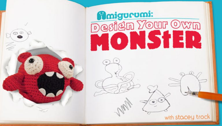 Amigurumi: Design Your Own Monster