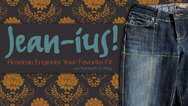 Jean-ius: Reverse Engineer Your Favorite Fit