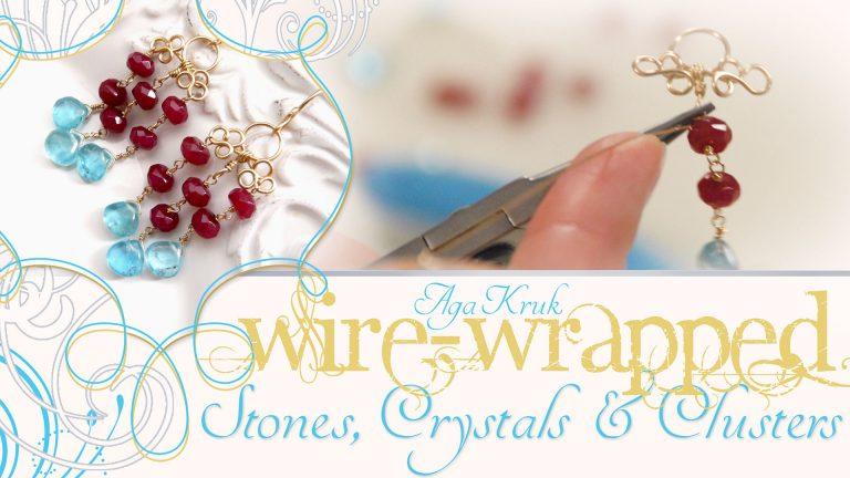 Wire-Wrapped Stones, Crystals & Clusters