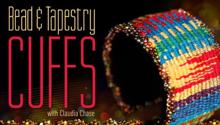 Bead & Tapestry Cuffs