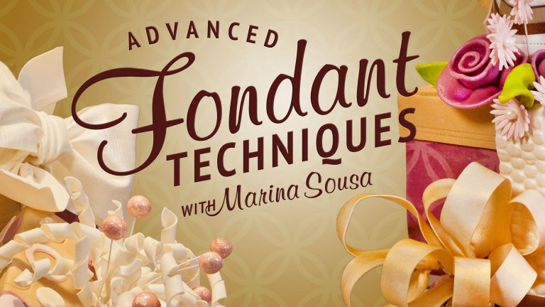 Advanced Fondant Techniques
