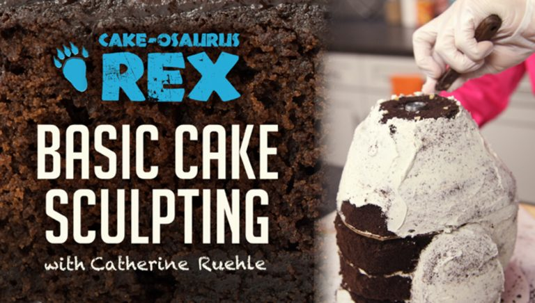 Cake-osaurus Rex