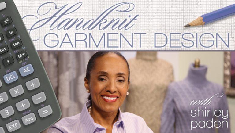 Handknit Garment Design