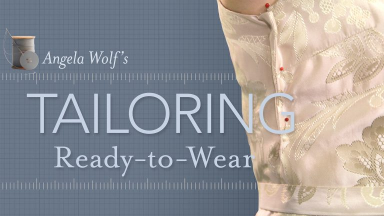 Tailoring Ready-to-Wear