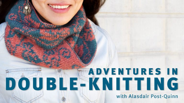 Adventures in Double-Knitting