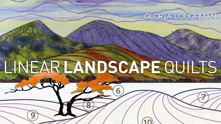 Linear Landscape Quilts