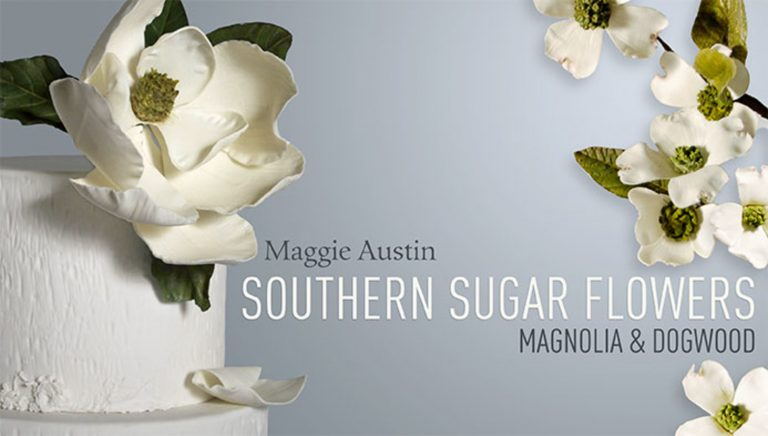 Southern Sugar Flowers: Magnolia and Dogwood