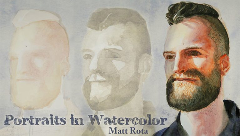Portraits in Watercolor