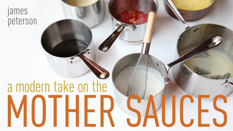 A Modern Take on the Mother Sauces