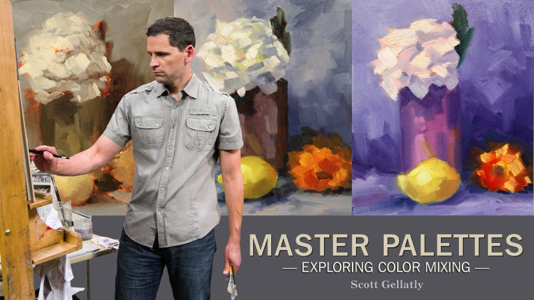 Master Palettes: Exploring Color Mixing