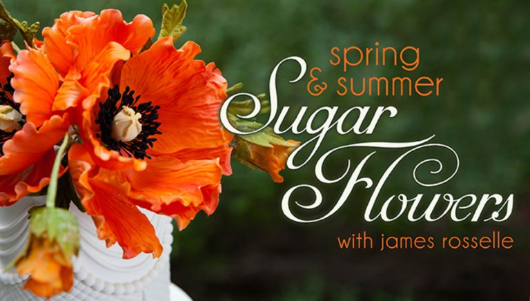 Spring & Summer Sugar Flowers