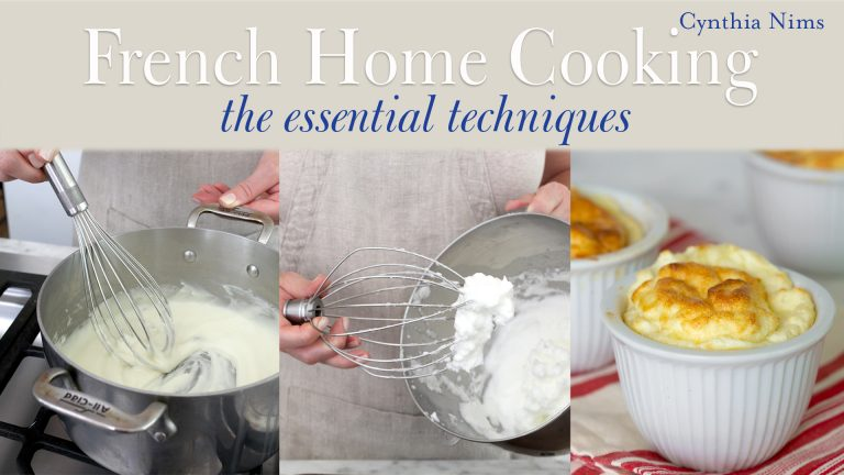French Home Cooking: The Essential Techniques