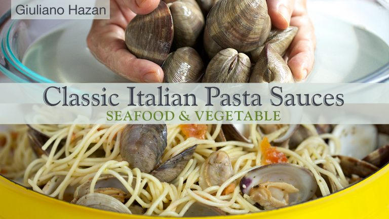 Classic Italian Pasta Sauces: Seafood & Vegetable