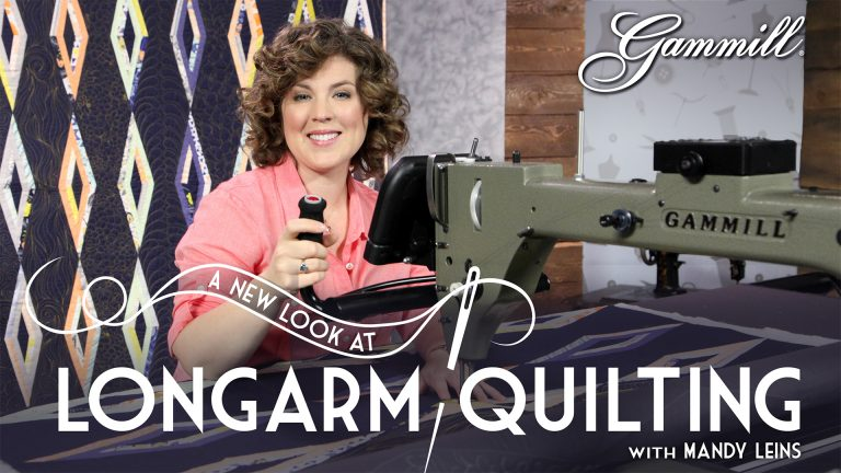 A New Look at Longarm Quilting