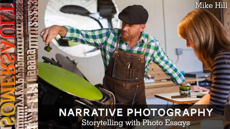 Narrative Photography: Storytelling with Photo Essays