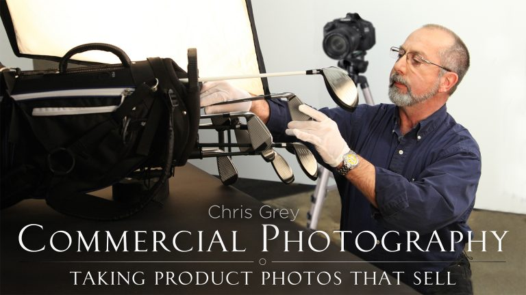 Commercial Photography: Taking Product Photos That Sell