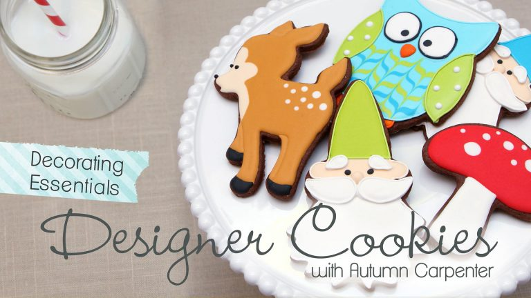 Decorating Essentials: Designer Cookies