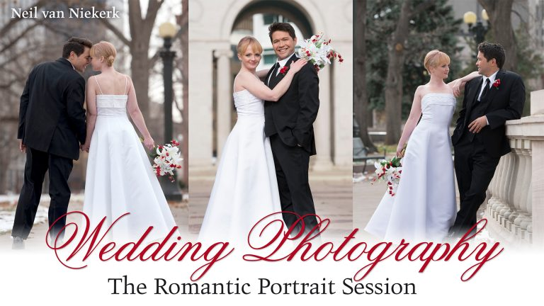 Wedding Photography: The Romantic Portrait Session